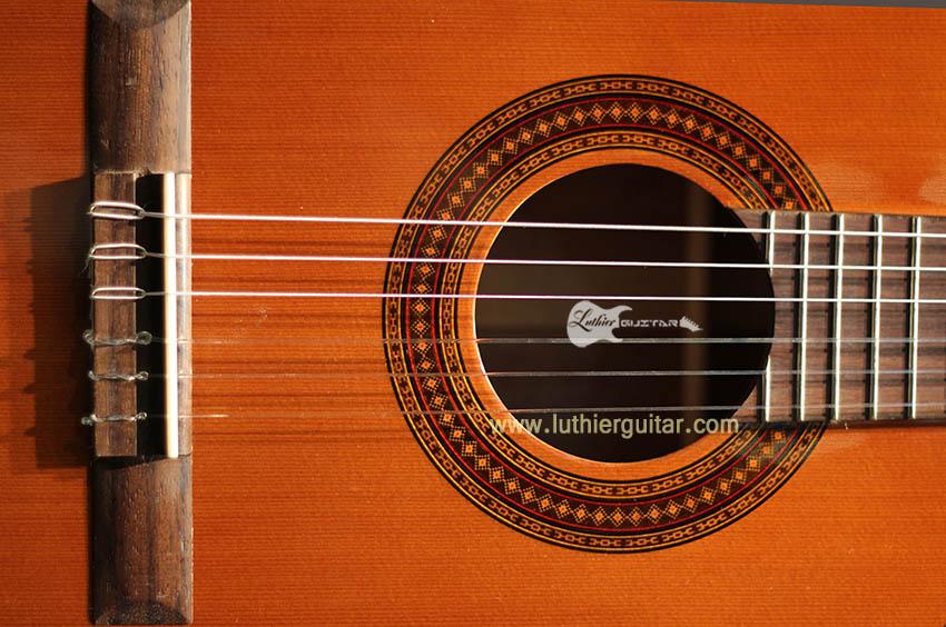 luthier guitar martinez guitar 1 4 a quarter size beginner for 5 7 yr children. Black Bedroom Furniture Sets. Home Design Ideas
